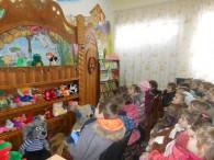 21 лютого для учнів 1-х класів Флоринської ЗОШ відбулася лялькова вистава-гра «А чи знаєте ви казки?». Виставу представили учасники лялькового театру «Буратіно», що діє при відділі з обслуговування дітей районної...