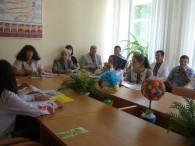 У райдержадміністрації під головуванням керівника апарату райдержадміністрації Тетяни Гресько у рамках відзначення Дня Європи, який в Україні відзначається щороку у 3-тю суботу травня, проведено «круглий стіл» на тему «Європейський вибір […]