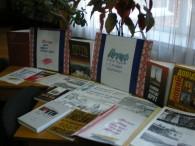До Дня пам'яті героїв Крут у Бершадській центральній районній бібліотеці для юнацтва оформлено виставку-роздум «Крути: і сум і біль, і вічна пам'ять». У читальній залі оформлено інформаційну викладку – історичний […]