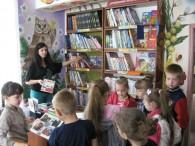2 червня для першокласників ЗОШ №3 відбулася презентація бібліотеки «Книжковий світ бібліотеки», бібліотечний урок «Різнобарв'я дитячих енциклопедій», лялькова вистава «Пригоди котика Мурка та песика Бровка».  Отож, юні друзі, якщо […]