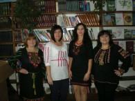 «Бібліо-фольк-party» 30 вересня 2016 року з нагоди Всеукраїнського Дня бібліотек у приміщенні читальної зали Бершадської центральної районної бібліотеки відбувся нетрадиційний, цікавий захід «Бібліо-фольк-party», який організували та провели працівники центральної районної […]