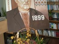 «Фольклорна спадщина Родіона Скалецького»   23 листопада в приміщенні читальної зали Бершадської центральної районної бібліотеки відбувся вечір – портрет «Фольклорна спадщина Родіона Скалецького» з нагоди 117 –ї річниці від […]