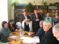 4 квітня у приміщенні читальної зали Бершадської центральної районної бібліотеки вперше на Бершадщині відбулось свято краєзнавчої книги. Привітати усіх присутніх з днем краєзнавчої книги прийшли заступник голови Бершадської районної ради […]