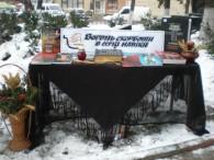 24 листопада, відбулись загальнодержавні жалобні заходи О 16:00 год буде оголошено загальнонаціональну хвилину мовчання, після якої українці по всьому світу запалюватимуть свічки пам'яті вшановуючи пам'ять жертв голодоморів в Україні. Сьогодні […]