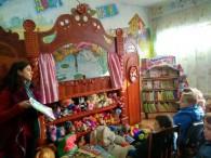 Сьогодні у відділ з обслуговування дітей Бершадської ЦРБ завітали гості – учні 1 – Б класу ЗОШ №3 (класовод – Чорновол Л. Ф.), бібліотекар шкільної бібліотеки Мараховська Т. А. Для […]