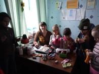 «Під знаком Купідона» Вітально-розважальний день у Сумівській сільській бібліотеці провели 14 лютого активні читачі бібліотеки. Завідуюча бібліотекою Майструк Алла Михайлівна провела майстер-клас по виготовленню іграшки-котика із шкарпеток. Звичайно іграшки...