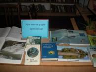 З нагоди Всесвітнього дня води в Бершадській центральні районні бібліотеці було оформлено викладку «Усе життя у цій краплинці». Вода– найпростіша і звична речовина на планеті. Але в той же час […]