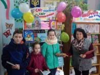 Щороку у дні весняних канікул дитячі бібліотеки України проводять Всеукраїнський тиждень дитячого читання. Це свято книги, читання, спілкування, свято ігор і розваг, прикрашене особливим колоритом – дитячими дзвінкими голосами,...