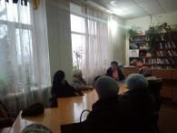 Університет третього віку територіального центру соціального обслуговування продовжує свою роботу. Цього разу слухачі зібралися в читальному залі Бершадської центральної районної бібліотеки на інформаційно-пізнавальний захід «Феномен життя і здоров'я». У […]