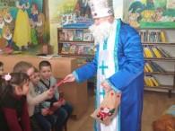 Свято-розвага «У Миколая в торбинці найкращі гостинці» День Святого Миколая – найочікуваніше свято для дітлахів. Адже саме це свято розпочинає низку веселих новорічних та різдвяних свят, які приносять і дорослим […]