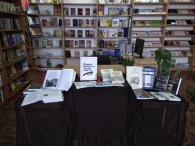 До Міжнародного Дня пам'яті жертв Голокосту 27 січня в Бершадській центральній районній бібліотеці було організовано книжкову виставку «Голокост – шрам на серці людства» . На якій було представлено книги про...