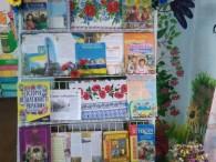 До Дня Соборності України у відділі з обслуговування дітей Бершадської ЦРБ була оформлена книжкова виставка «Це моя Україна – це моя...