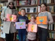 Напередодні Міжнародного жіночого свята – 8 березня бібліограф Бершадської центральної районної бібліотеки Ірина Плетньова організувала майстер-клас з виготовлення листівок для матусь....