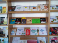 26 червня – Міжнародний день боротьби з наркоманією В Бершадській центральній районній бібліотеці, бібліотекарем Оленою Маліцькою була підготовлена виставка-дискусія під назвою «Наркоманія: від відчаю до надії». Щорічно 26 червня, починаючи […]