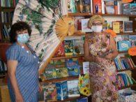 Для урізноманітнення літнього відпочинку користувачів читального залу, з метою ознайомлення їх з цікавими творами літератури, періодичними виданнями, порадами майстрам щодо створення власними руками різноманітних виробів організовано виставку-інсталяцію «Читаємо. […]