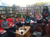 В Бершадській бібліотеці відбулося святкування дня св. Валентина ,яке провела бібліотекар з обслуговування юнацтва Олена Маліцька.  Кохання – найзагадковіше з усіх людських почуттів, яке окриляє, дає сили і натхнення, […]