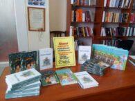 Нещодавно фонди Бершадської бібліотеки та сільських бібліотек громади поповнились новими виданнями дитячої літератури, яку подарувала Релігійна організація «Українське місіонерське товариство «Світло на Сході». Всього бібліотеки Бершадської громади отримали 144 примірника […]