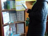 У КЗ «Бершадська бібліотека» презентовано тематичні інформаційні викладки «Коронавірус COVID-19: виклик нашого часу». До відома користувачів бібліотеки санітарно-освітні матеріали надані КНП «Бершадський центр ПМСД», щодо профілактики поширення захворюваності на COVID-19, […]